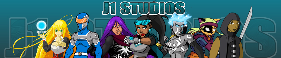 J1 Studios - The Entertainment Hub for Geeks
