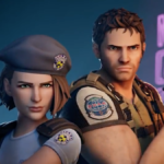 Jill Valentine and Chris Renfield arrive in Fortnite/Resident Evil collab!!
